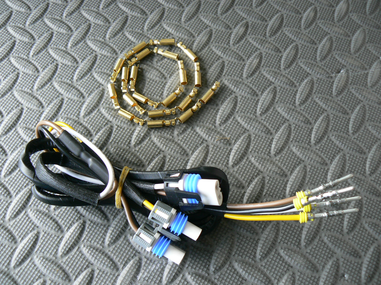 Headlight Wiring Repair Bmw 850i Engine Harness Contact Me By Regular Email At E31partsbmw8us For More Info